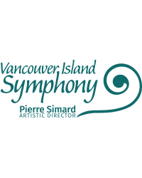 poster for Vancouver Island Symphony Donations